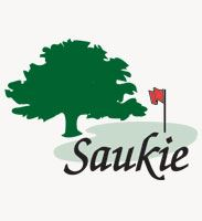 Saukie Logo with Grey Background