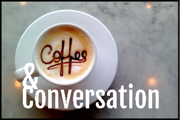 Coffee and Conversation image Rock Island Public Library