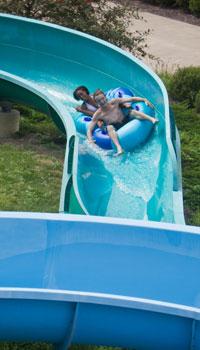 Whitewater Junction slide