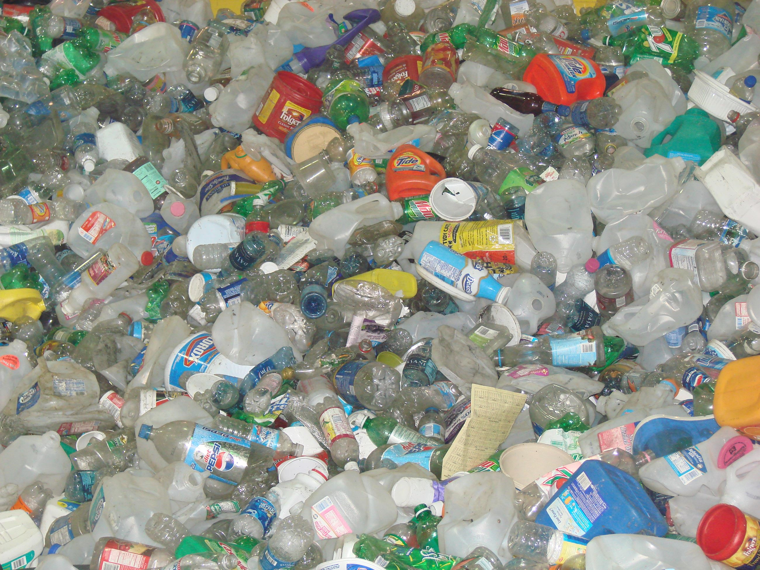 Plastic recyclables