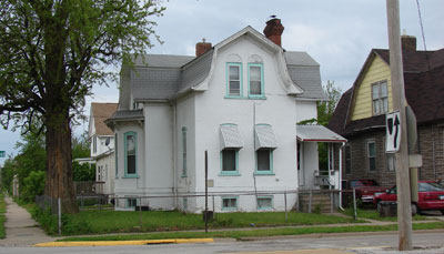 Roth House (George F. Roth), 328 11 Street, Rock Island, IL