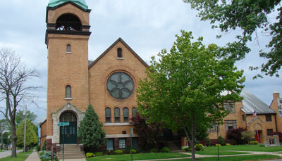 Church of Peace, 1114 12 Street, Rock Island, IL