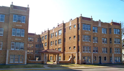 Longview Apartments, 1614-34 18 Avenue, Rock Island, IL