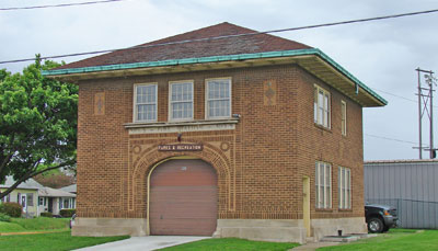 Fire Station No. 5, 901 18 Avenue, Rock Island, IL