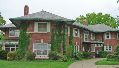 Cable House (Hiram S. & Marion Cable), 1505 19 Avenue, Rock Island, IL