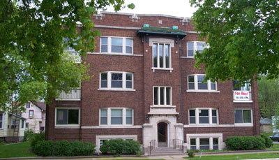 Weishar Apartments, 735 20 Street, Rock Island, IL