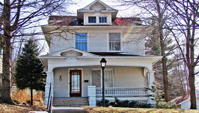 Gaetjer House (Christian & Julia Gaetjer), 1226 21 Avenue, Rock Island, IL