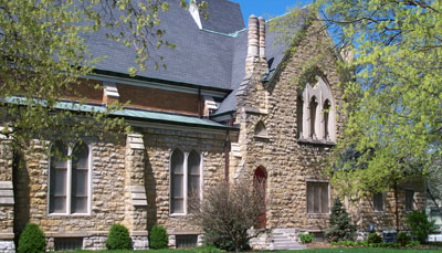 Broadway Presbyterian Church, 710 23 Street, Rock Island, IL