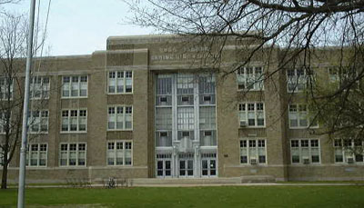 Rock Island High School, 1401 25 Avenue, Rock Island, IL