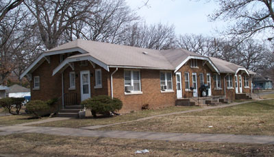 Richard's Bungalow Court, 1605 26 Street, Rock Island, IL