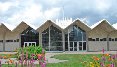 St. Pius X Catholic Church, 2401 31 Avenue, Rock Island, IL