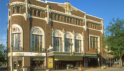 Fort Armstrong Theatre, 1828 3 Avenue, Rock Island, IL