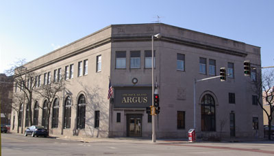 Argus Building, 1724 4 Avenue, Rock Island, IL