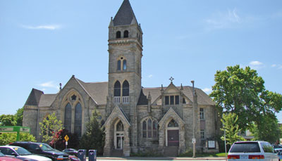 First Methodist Episcopal Church, 1820 5 Avenue, Rock Island, IL