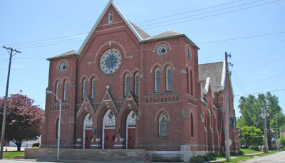 Sacred Heart Church, 2800 5 Avenue, Rock Island, IL