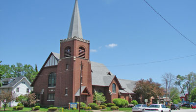 Swedish Zion Lutheran Church, 4501 7 Avenue, Rock Island, IL