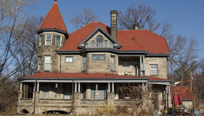 Looney House (John Patrick & Nora [O'Connor] Looney), 1635 20 Street, Rock Island, IL