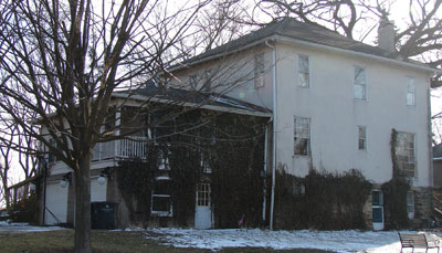 Bel Air (John P. Looney's Second House), 2824 River Heights Road, Rock Island, IL