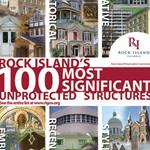 Rock Island's 100 Most Significant Unprotected Structures Poster