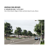 Andalusia Road Corridor Community Plan Cover