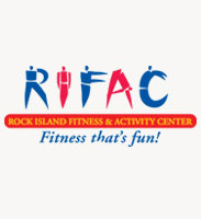 Rock Island Fitness and Activity Center Logo